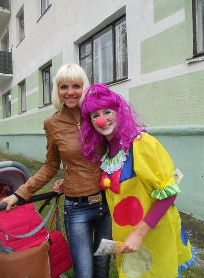Юлия Карпович, 4 июля 1991, Белоозерск, id134230231