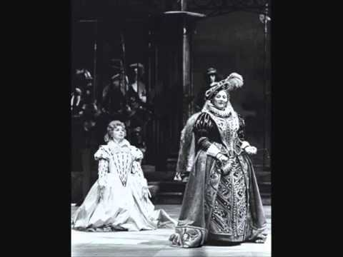 Extremely Rare! Beverly Sills sings MARIA STUARDA - FINAL SCENE PART 2/ 2 LIVE IN 1972