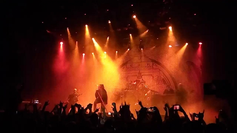 DIMMU BORGIR-The Serpentine Offering-live in Moscow-20.09.2018