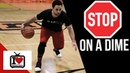 3 Basketball Drills To Become Unguardable Off The Dribble!