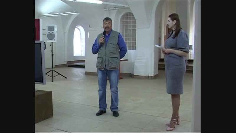 Презентация выставки Терракотовые лабиринты
