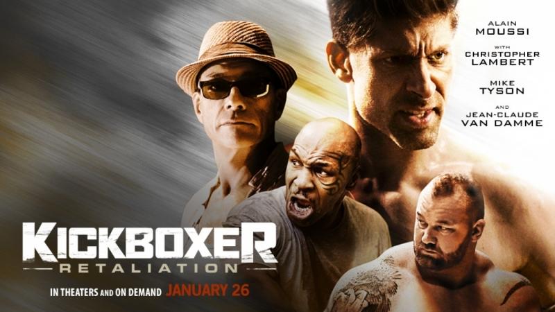 Kickboxer.Retaliation