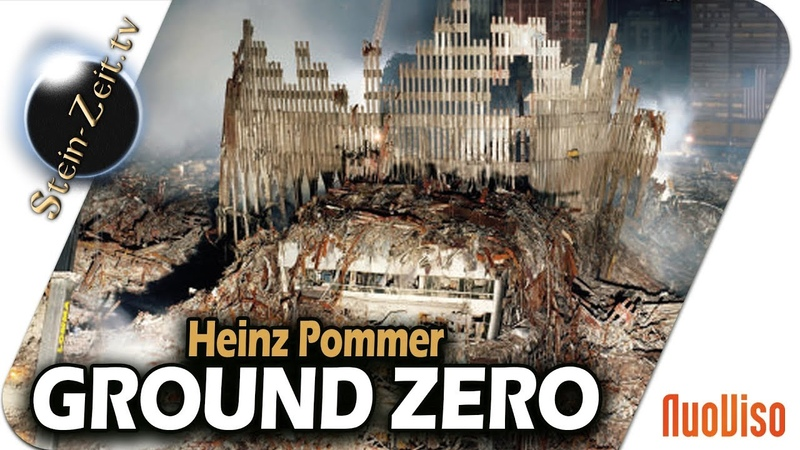 Das Ground Zero Modell - Dipl. Physiker Heinz Pommer bei SteinZeit