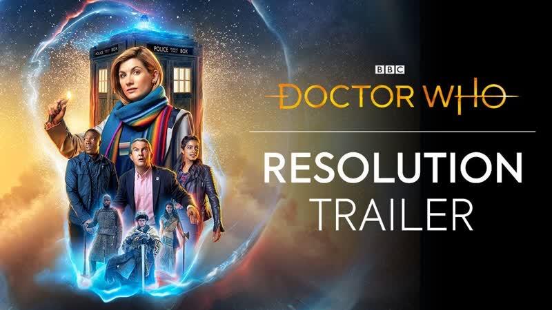 Доктор Кто / Doctor Who.11 сезон.Новогодний выпуск.Промо (2018) [1080p]