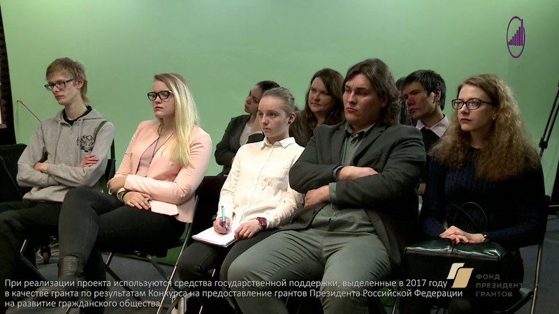 Елизавета Митрофанова: Медиа-школа для молодежи: интернет-формат