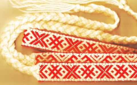 Символика цвета в русской традиционной культуре