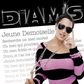 Diam's альбом Jeune Demoiselle