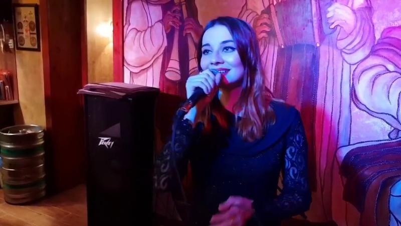 Александра Блынская - Lately (cover Stevie Wonder)