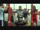 Westside Barbell Squat Training