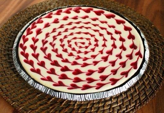 чизкейк из белого шоколада видео