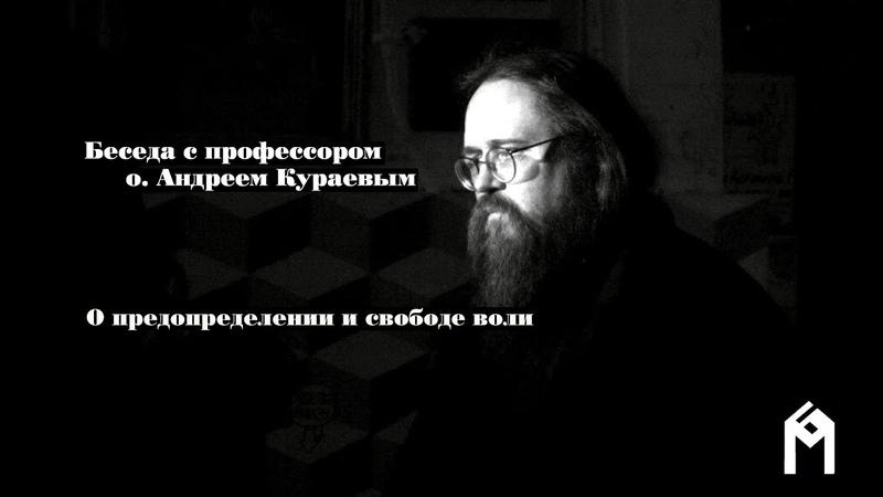 О. Андрей Кураев о предопределении и свободе воли