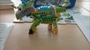 Робот тиранозавр Из Lego wedo 2 0