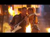 Metallica & Lady Gaga - Moth Into Flame (генеральная репетиция «Grammy 2017»)