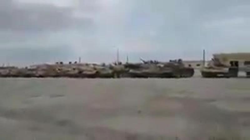 La vidéo montre la quantité surréaliste darmes qui ont été livrées par les terroristes aux forces syriennes Qalamoun, Dam