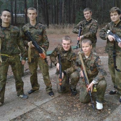 Влад Андросик, 6 июля , Минск, id136194217