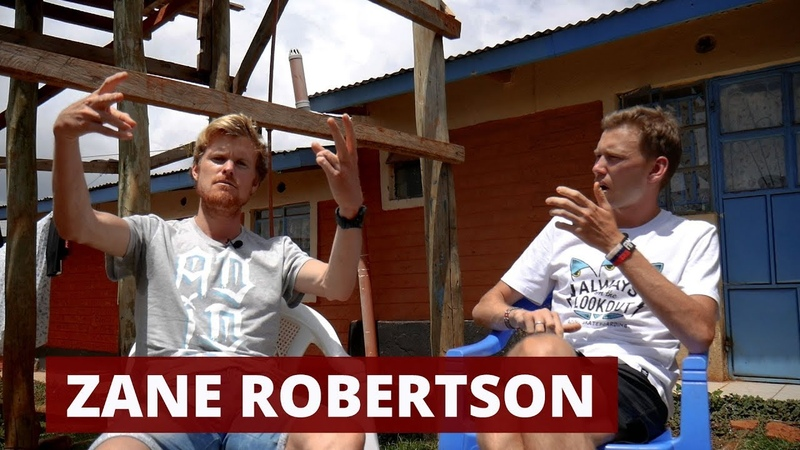 Zane Robertson – about life, training, New Zealand and African runners | 48 bpm