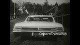 1966 Buivk Skylark Commercial - Filmed in Lake Placid New York - A Tuned Car!