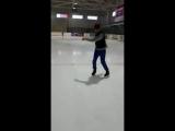 Grapevine фристайл на коньках