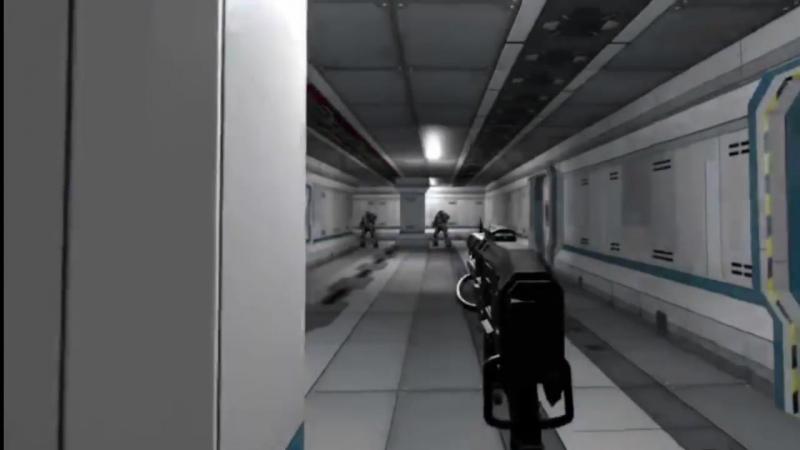 Raygun commando vr gameplay video