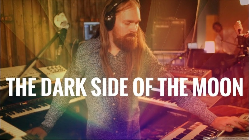 The Dark Side of the Moon - Pink Floyd - (FULL COVER Live in Studio)