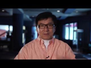 Джеки Чан о первой встрече с Брюсом Ли