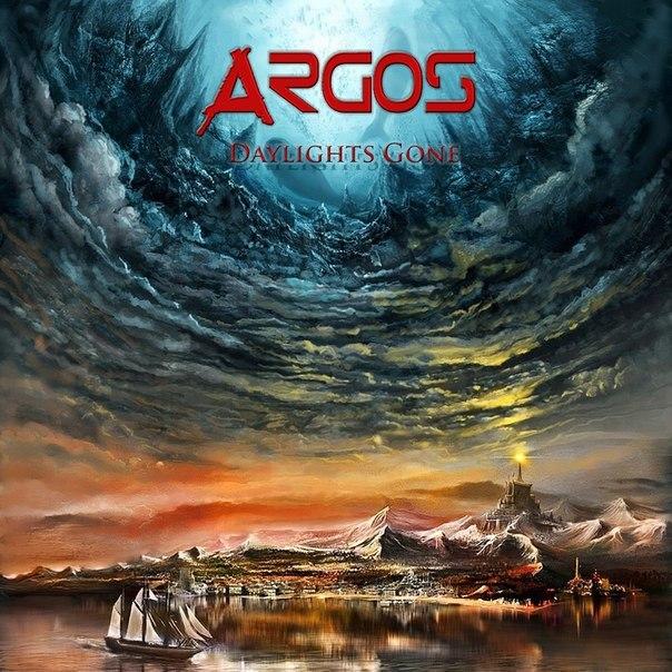 Дебютный EP группы ARGOS - Daylights Gone (2014)