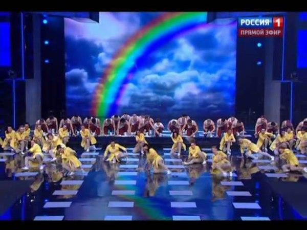 Большие танцы - Raining Men