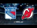 New York Rangers vs New Jersey Devils 17 09 2018 NHL Preseason 2018