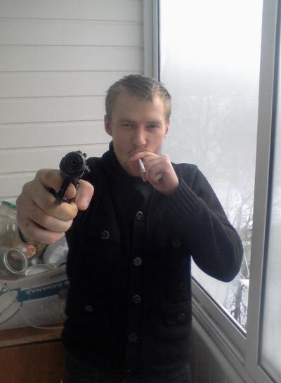 Владимир Акулов, 6 октября 1991, Брянск, id182229774