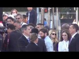 Zach Galifianakis at the Hangover 3 Premiere in Westwood