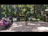 Нэлли Мотяева выступление в интернате г.Коломна