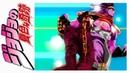 JoJos Bizarre Adventure Stardust Crusaders RUS OP3 Stand Proud Саша Плейз кавер