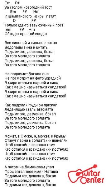 минусовка песни идёт солдат по городу: