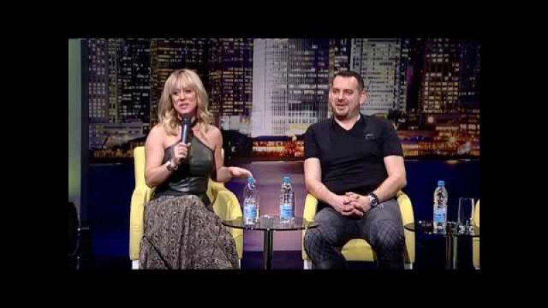 Sladja Alegro, Andreana Cekic i Pedja Medenica - BN koktel 06.02.2017 - (BN televizija 2017)