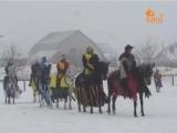 В Ельце прошло конное шоу по мотивам популярного сериала «Игра престолов»
