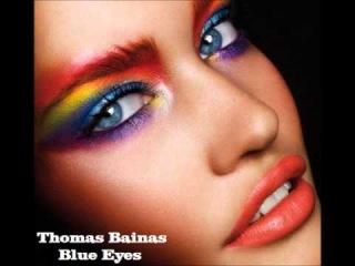 Thomas Bainas - Blue Eyes (Italo Disco 2013)