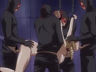Discipline ova - 03 [rus озвучка] [uncen] (хентай,hentai, бдсм,bdsm, бондаж, rape,изнасилование, gangbang)