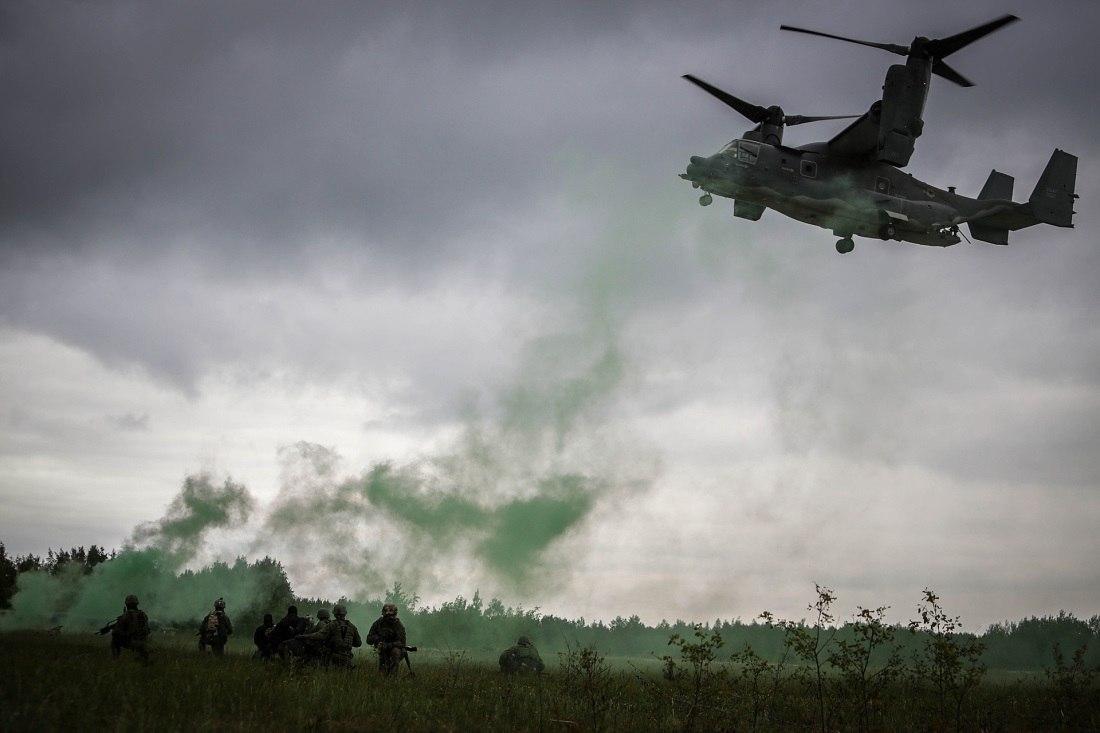 Armée lituanienne/Lithuanian Armed Forces - Page 3 BFOXTTLgBtc