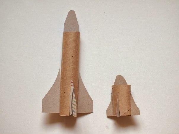 Как сделать ракеты за 5 минут