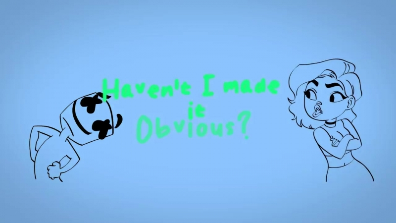 Marshmello Anne-Marie - FRIENDS (Lyric Video) OFFICIAL FRIENDZONE ANTHEM (1)