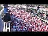 Largest Qama Zani Tatbir Juloos In Karbala - Haider a.s Haider a.s
