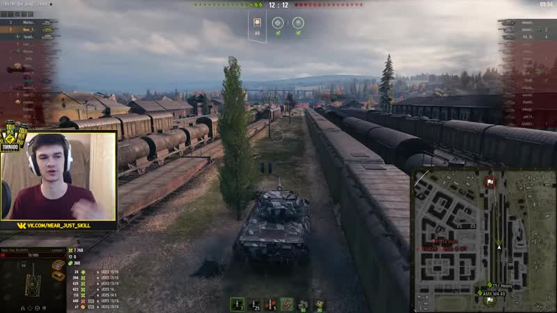 Near You ОБЗОР Leopard 1 НА ЧТО СПОСОБЕН ПОСЛЕ АПА