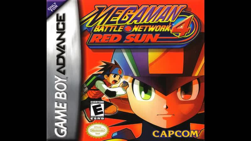{Level 27} Mega Man Battle Network 4 Blue moon Red sun Loser - Music Extended