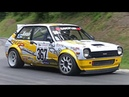 11 000RPM Toyota Starlet On the Limit 4AGE Swapped Monster Onboard