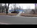 Бронированный тягач БТС 2 в Макевке Armored truck BTS 2 in Makeevka