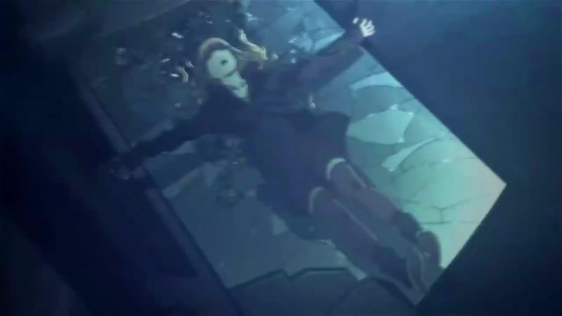 Music: VAGUE003 - DARK LIGHTS ★[AMV Anime Клипы]★ \ Blade Runner Blackout \ Бегущий по лезвию Блэкаут 2022 \