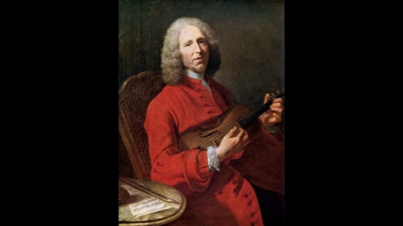 Jean-Philippe Rameau (1683 - 1764) - Pièces de clavecin en concert N° 5 (La Marais)