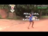 Why Are You Running Miku, Luka, Rin, Len, Kaito, Meiko?