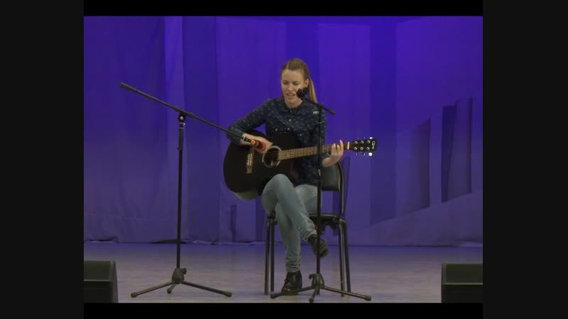 Благотворительный концерт в помощь Ани Муравьевой