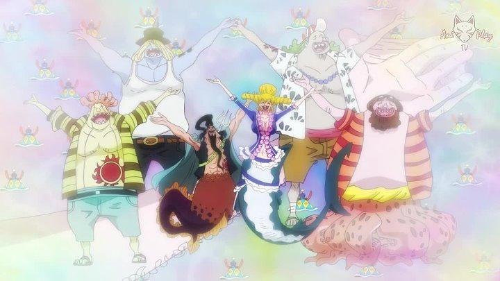 One Piece 858 [двухголосная озвучка Ruslana GreySun] Ван Пис / Большой Куш [AniPlay.TV]